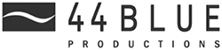 44blueproductions logo